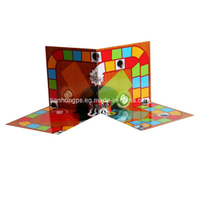 Children Game Cards Set Packaging Box Printing