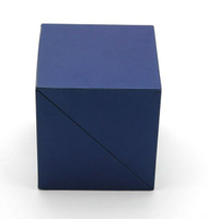 New Design Cubic Rigid Paper Gift Box