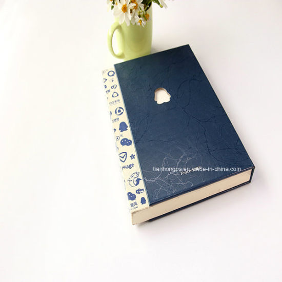 Customized Hard Cover Notebooks/ Diary Book