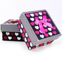 Custom Design Gift Packaging Paper Box, Packing Box