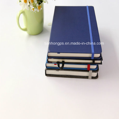 Classic Hardcover Notebook with Elastic