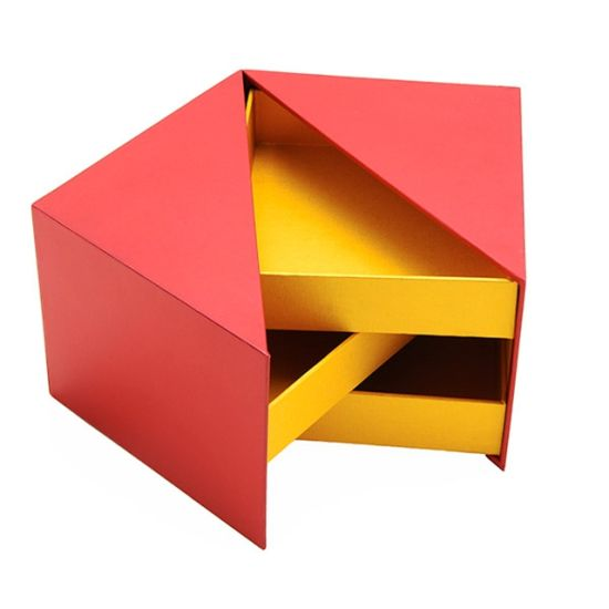 New Design Rigid Paper Gift Box From Shenzhen