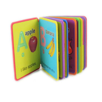 Factory High Quality Hardcover Children Books, Children Board Book