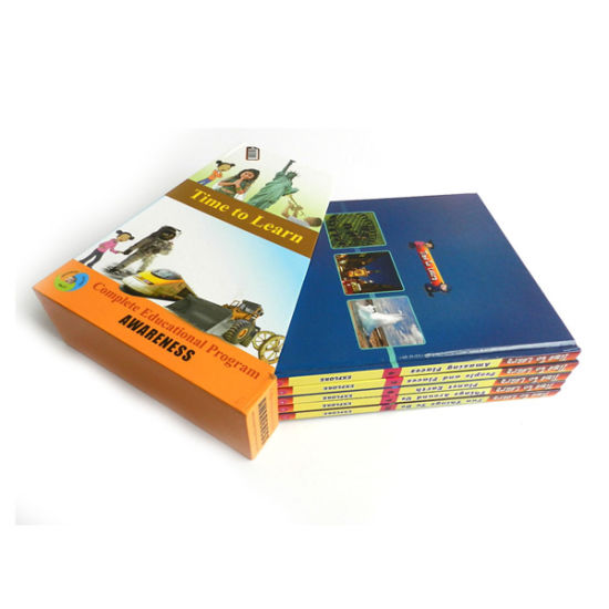 Hardcover Overseas Childrens Book Printing
