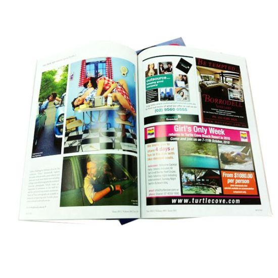 [Direct Factory+High Quality] Magazine, Magazine Printing, Book Printing