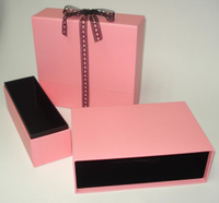 Custom Logo Printed Cardboard Luxury Gift Box Packaging